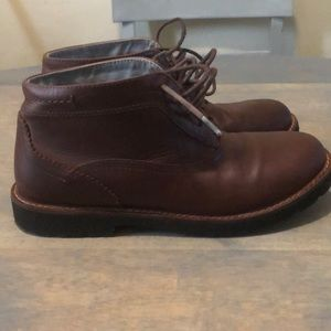 Zara Kids leather boots